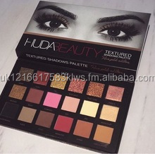 Huda Beauty Rose Gold Palette Textured Shadows Palette