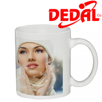 White sublimation mug, grade A, 11 oz