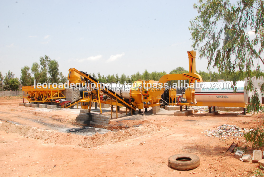 ASPHALT ROAD MAKING MACHINERY