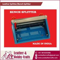 Famous Brand of Leather Splitter with Adjustable Grover Sliders for Sale