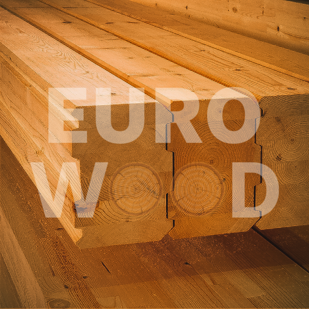 Siberian Pine/Larch/Cedar Timber and Wood from Russia