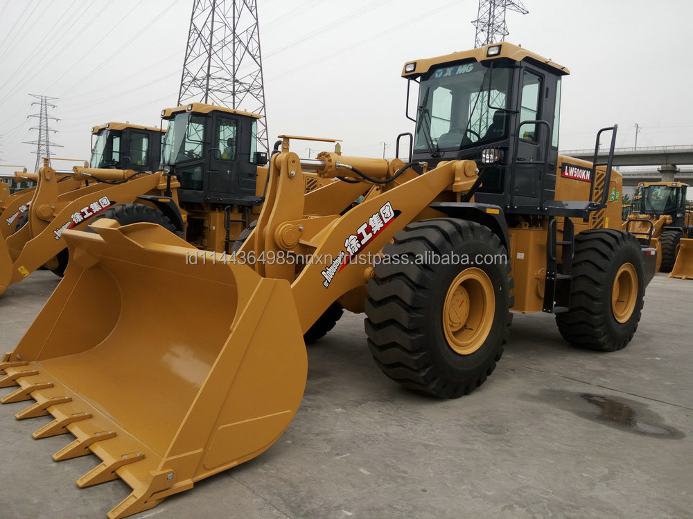 XCMG Slide loader XT740 vibratory roller for skid steer loader High quality sales