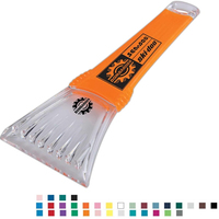 "USA Made Great Lakes 10"" Ice Scraper - individually polybagged and comes with your logo."