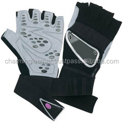 Body Building gloves in Hot designs