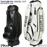 Samsonite wheelie bag caddie bag SNCB-107 golf equipment samsonite bag