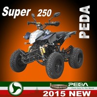 (ATV Super X) 2016 NEW ATV 250CC QUAD water cooling Italian Design EXCLUSIVE (PEDA MOTOR)