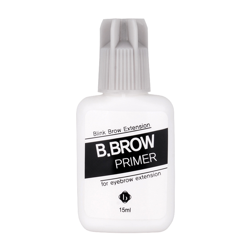 B.Brow Primer with Blink Lash Stylist & Care/ 15ml/ brow extension primer/ eyebrow extension