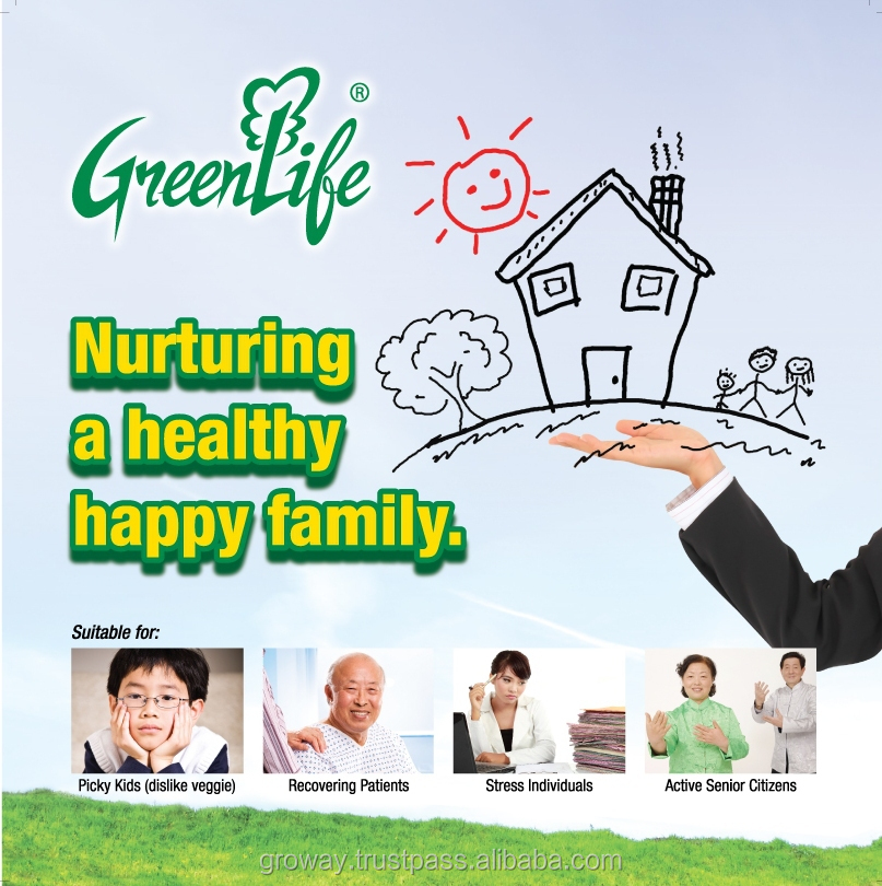 Greenlife Colostrum Plus