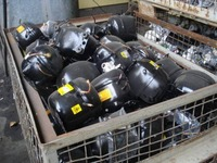 Fridge compressors scrap (without oil) available