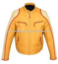 Men Motorbike Jacket,Stylish Leather Jacket,racer elegant jacket,Rider jacket,biker jacket
