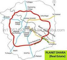 Commercial Land For Sale in Vibhuti Khand, Lucknow (UP)India