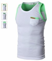 baggy summer bright color tank top/ bangladesh low cost factory/offer best product with best price