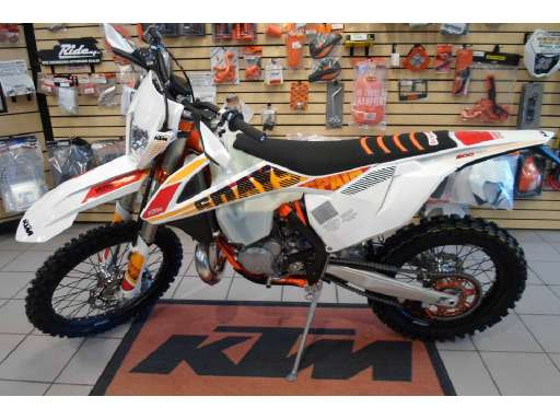 KTM Enduro 300 XC-W SIX DAYS 2017 (300cc, DIRT BIKE)