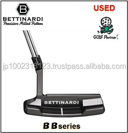 low-cost and Various types of wedge golf club left handed and Used Putter BETTINARDI BB1 (2010) for resell , deffer model als