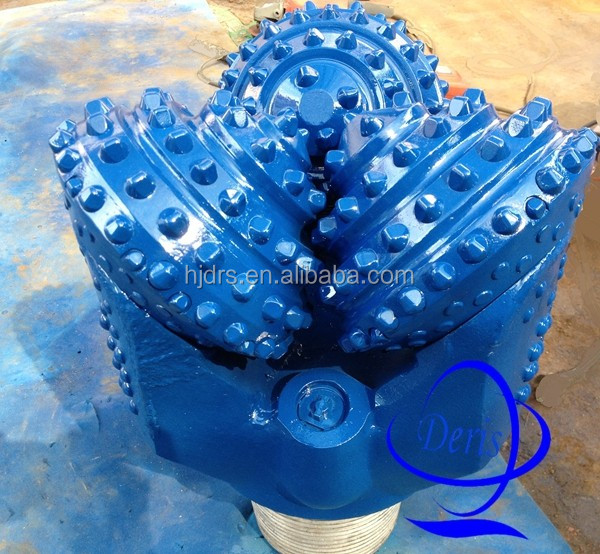 China best supplier oil well drilling equipment IADC537 all sizes TCI tricone drill bit