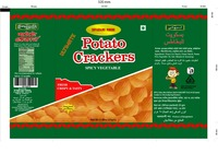 Potato Crackers