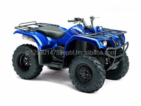 Used 2017 Yamaha Grizzly 350 Automatic