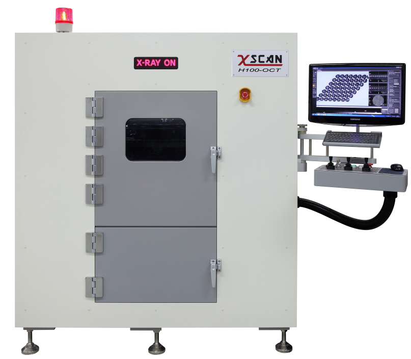 X-Ray inspection system for industry XSCAN-H130-OCT