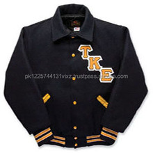 2017 hot sale letterman horse riding soft shell jacket