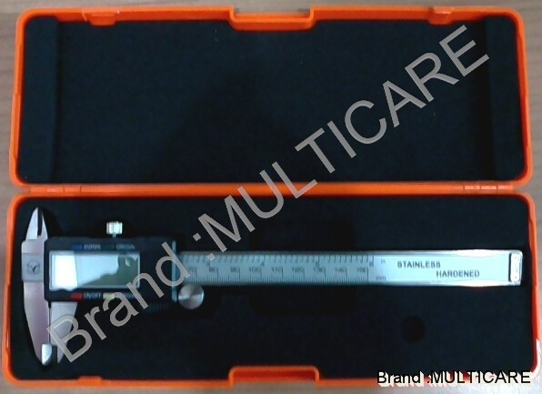 Digital Caliper Operating