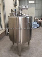 Soap Making Plant Liquid Detergent Mixing Machine