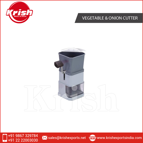 Easy to Hold and Clean Vegetable and Onion Cutter at Reasonable Rate
