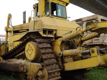 used Japanese cat bulldozer D9L for sale