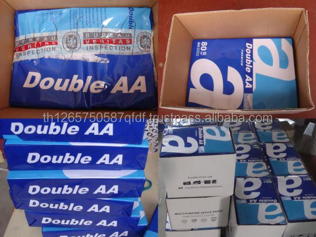 2017 hot sale 100% virgin wood pulp Copy Paper from Thailand