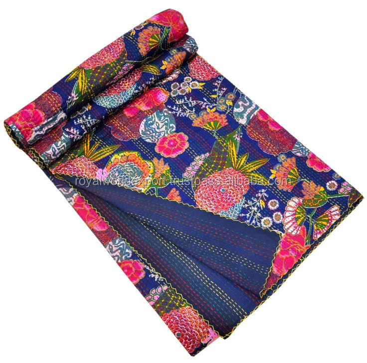made in india kantha quilt wholesale jaipur hand block print patchwork baby quilt patterns quilt