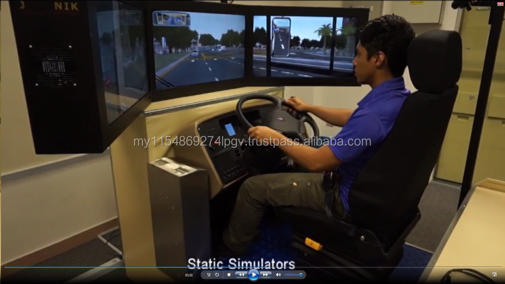 Jayonik Static Bus Simulator