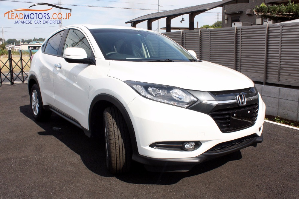 Used Honda Vezel 1.5 X Petrol From Japanese Supplier