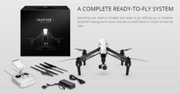 DJI Inspire 1 w/ Remote Control 3-Axis Gimbal 4K HD Camera Drone Quadcopter