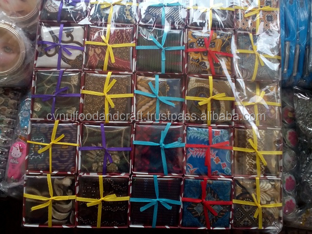 Handkerchief & Napkin - Handmade Genuine Batik For Wedding, Celebration, Gift