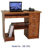 simple design small computer desk for home furniture