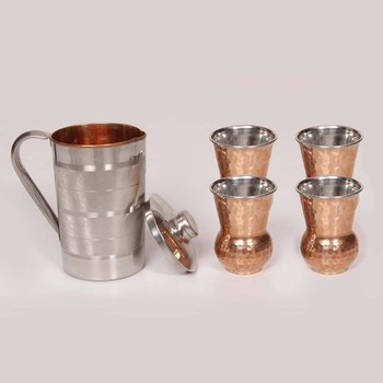 Mugs Drink ware Type and Metal Material Copper Mug for Vodka and Moscow Mule
