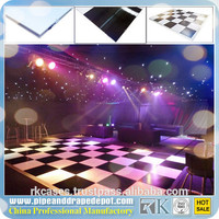 economic 2ft*2ft used dance floor for sale