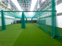 pre fabricated pre engineered steel indoor cricket court buildings