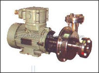 SS (Stainless Steel) Centrifugal Monoblock pump with Flame Proof Motor