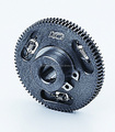 Anti backlash spur gear Module 0.5 Stainless steel Made in Japan KG STOCK GEARS
