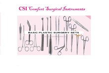 Plastic Surgery Set 82 Pieces Surgical Instruments
