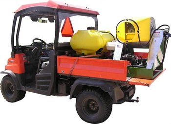 Utility Series Engine Driven Mist Sprayer