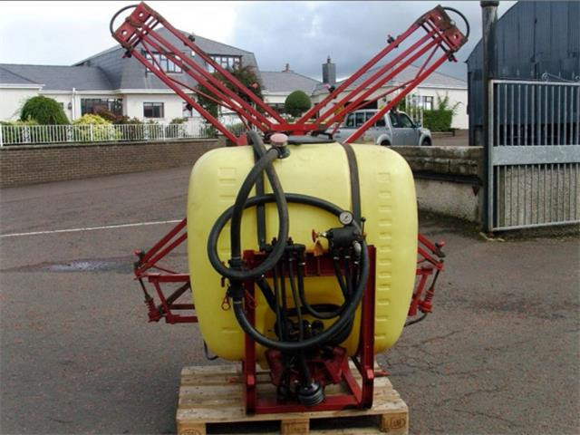 2016 Battery Sprayer agricultural boom sprayer for sale at cheap prices