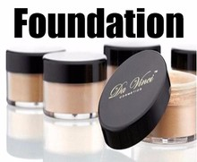 OEM Factory - Natural Foundation Factory - 100% Mineral Powder Foundation - Made in the USA