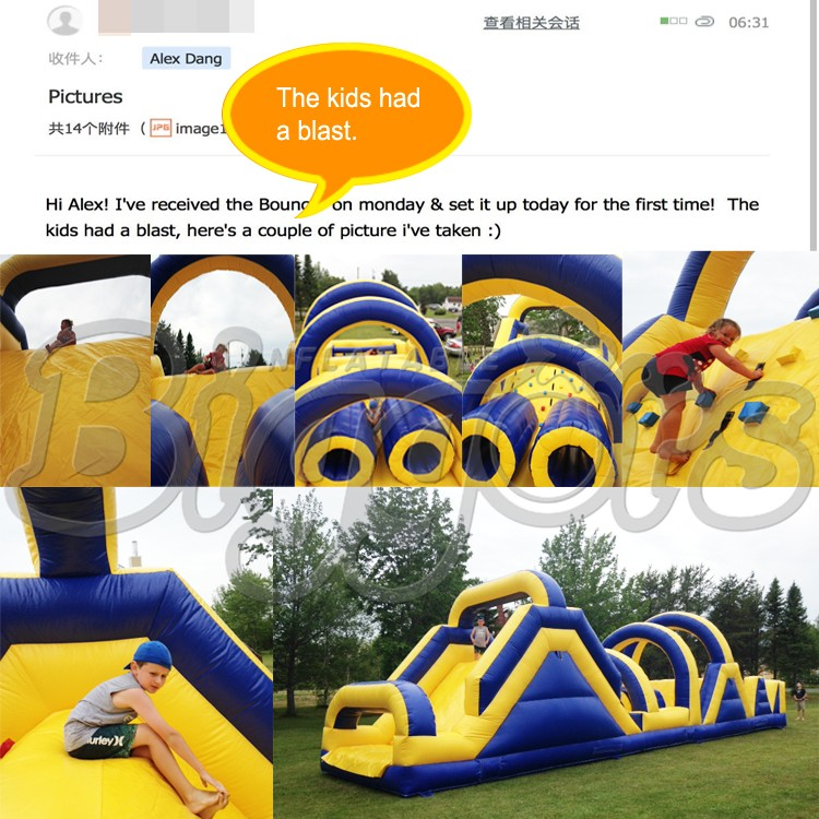 Colourful Rainproof Outdoor Cool Inflatable Swimming Pool For Commercial With Shelter