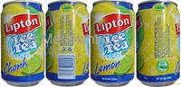 LIPTON 330ml Green Ice Tea