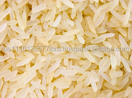 Long Grain Parboiled Rice 5% Broken