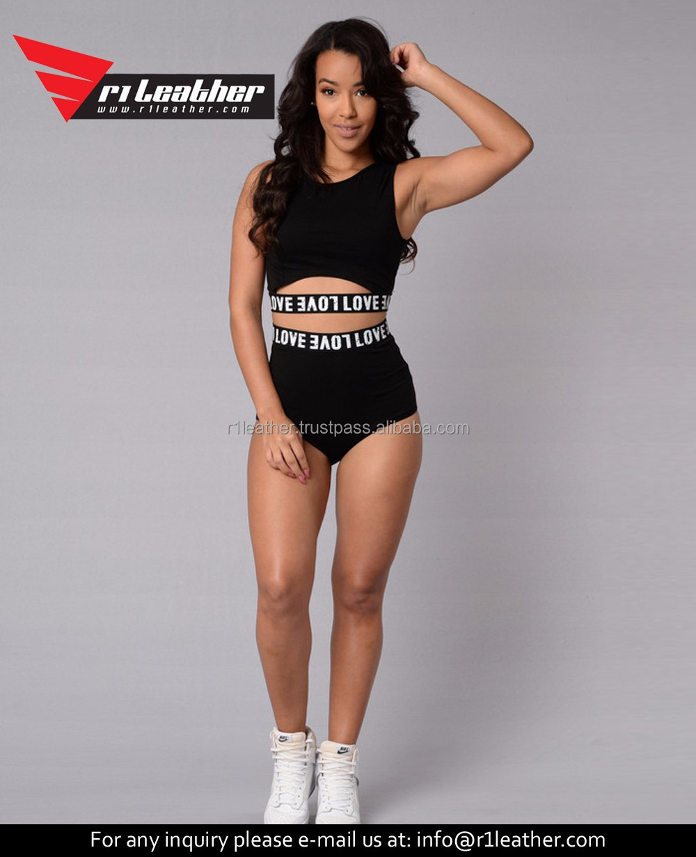 wholesale different color running women sport shorts cheap price high waist shorts with colors border