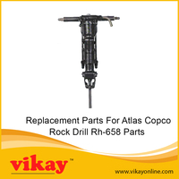 00. Replacement Parts for Atlas Copco Rock Drill Rh-658