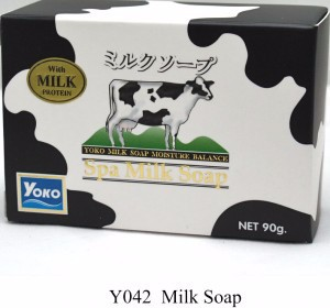 SPA MILK SOAP