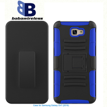 For Samsung Galaxy S7 case, Factory Price High Quality with Kickstand Belt Clip TPU Case for LG, combo case for iphone
